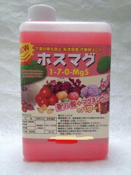 画像1: ホスマグ 【 亜リン酸マグネシウム肥料 】 (1)