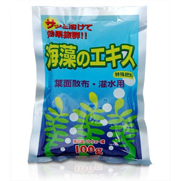 画像1: 海藻のエキス [ 葉面散布剤(水和剤) ] (1)