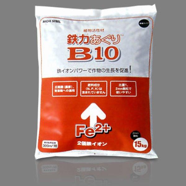画像1: 鉄力あぐりB10 [ 2価鉄配合土壌改良剤 ] (1)